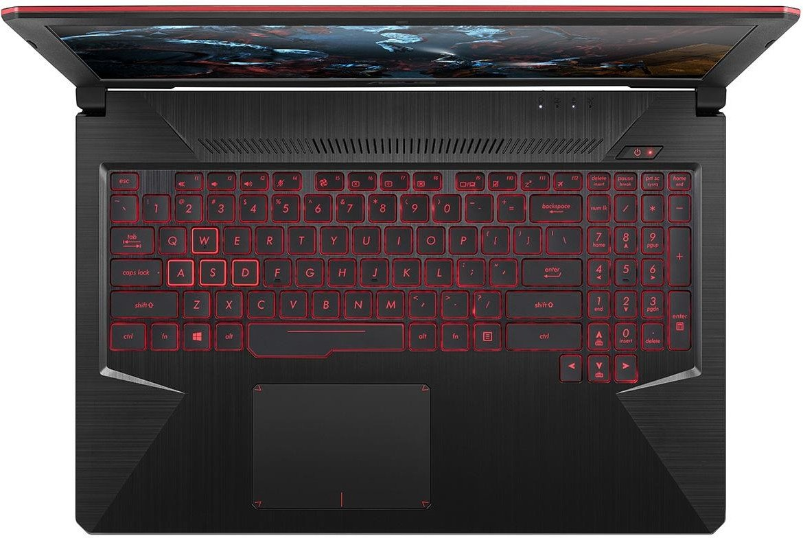 Asus TUF Gaming FX504GD (FX504GD-E4063)