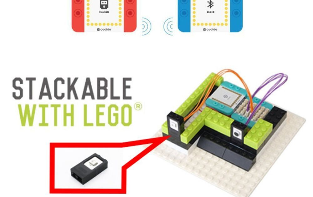 Microduino Itty Bitty City