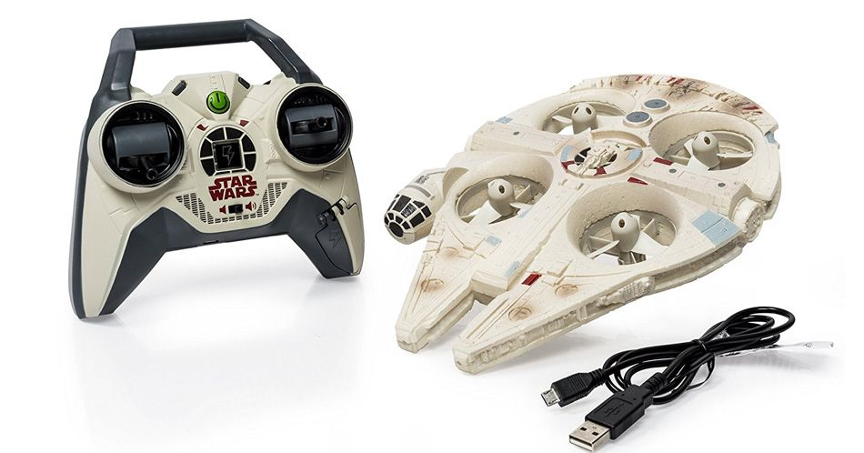 Air Hogs Millennium Falcon