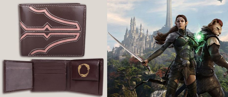 a0d13addeaf0 Кошелек Gaya The Elder Scrolls Online Wallet - Daedra