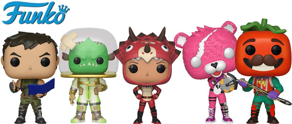 Funko POP! Games: Fortnite: Merry Marauder (34880)