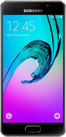Samsung Galaxy A7 A710F/DS Midnight Black