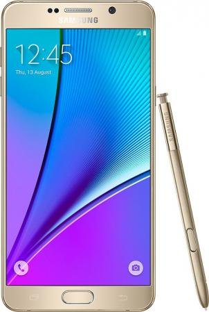 Samsung Galaxy Note 5 N920C 32GB Gold