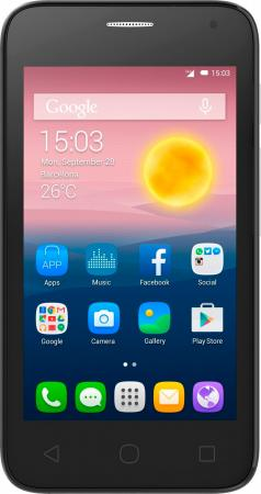Alcatel OneTouch Pixi First 4024D Soft Slate