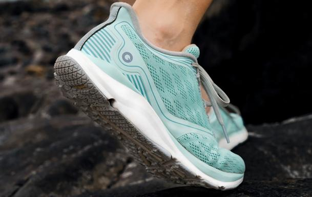 Amazfit Antelope Running Shoes: Умные кроссовки