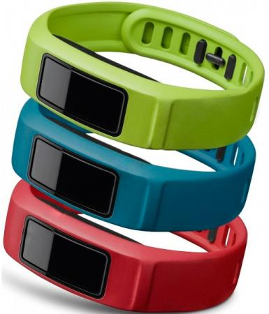 Ремешки для Garmin Vivofit 2 Small Active (Red, Blue, Green)