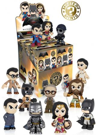 Funko Mystery Mini Blind Box - DC: Batman vs. Superman