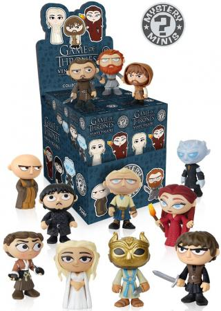 Funko Mystery Mini Blind Box - Game of Thrones 3