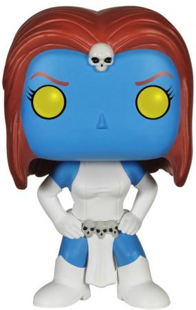 Funko POP! Bobble: Marvel: X-Men - Mystique