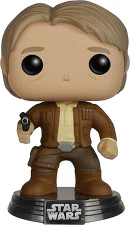 Funko POP! Bobble: Star Wars ep.7: The Force Awakens: Han Solo