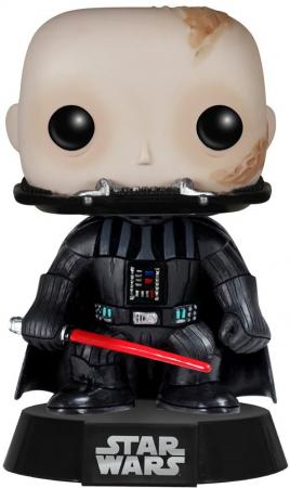 Funko POP! Bobble: Star Wars: Unmasked Vader