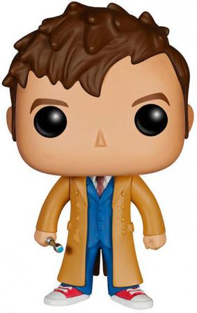 Funko POP! Vinyl: Doctor Who: 10th Doctor