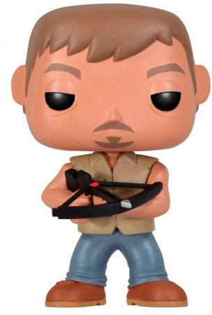 Funko POP! Vinyl: The Walking Dead: Daryl
