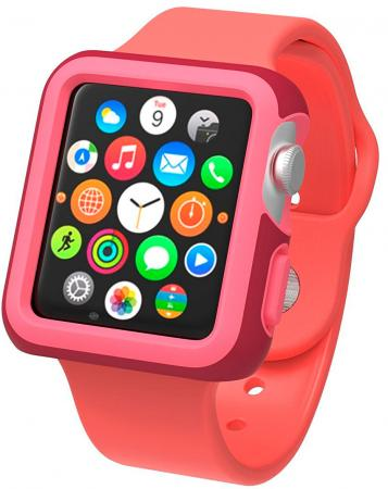 Speck CandyShell Fit Case for Apple Watch 42mm Pink