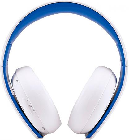 Sony PlayStation Wireless Stereo Headset White