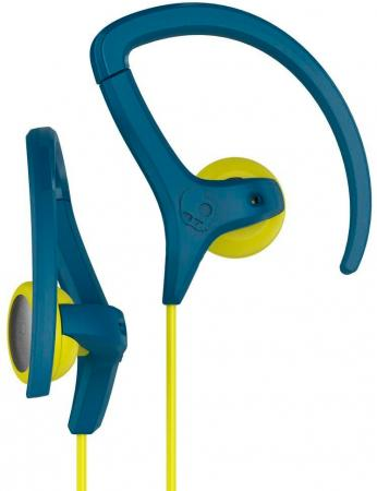 SkullCandy Chops BUD Teal/Acid