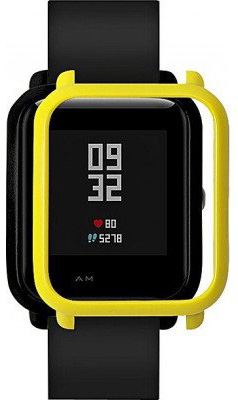 Бампер для Amazfit Bip, Yellow (AMZBPBAMP-YE)