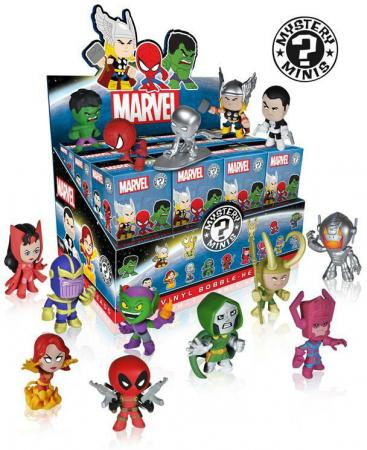Funko Mystery Mini Blind Box - Marvel: Super Heroes