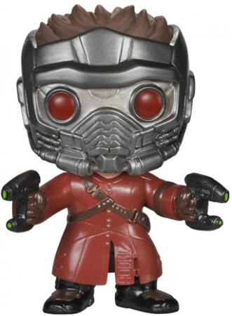 Funko POP! Bobble: Guardians O/T Galaxy - Star-Lord