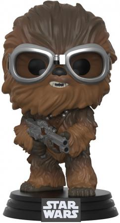 Funko POP! Bobble: Star Wars - Chewbacca