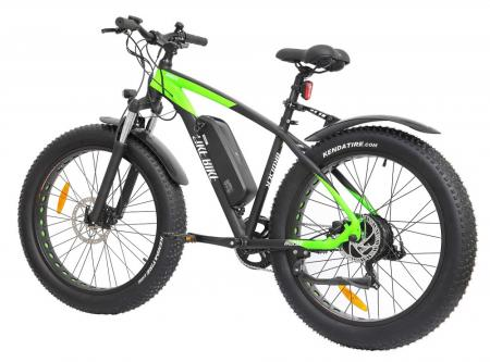 Like.Bike Bruiser (green/grey)