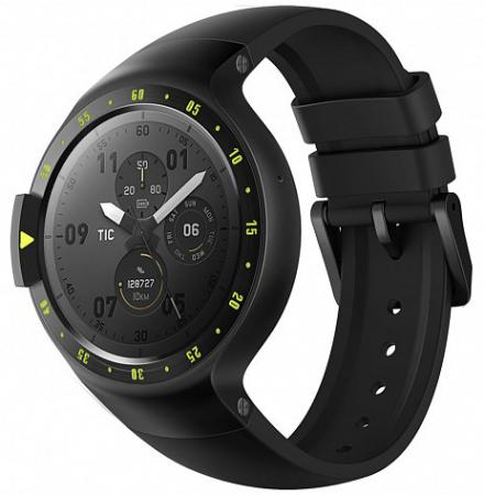 Mobvoi TicWatch S2 WG12016 Midnight Black
