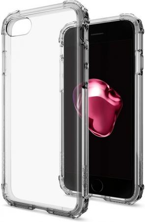 Spigen Case Crystal Shell for iPhone 7, Dark Crystall (SGP-042CS20307)
