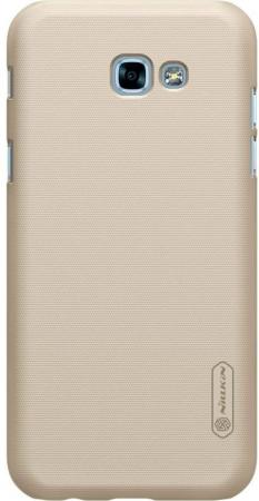 Nillkin Frosted Shield for Samsung A3 2017 (A-320F) Golden