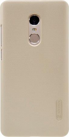 Nillkin Super Frosted Shield for Xiaomi Redmi Note 4 Gold