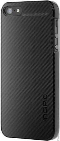 Incipio Feather® CF case for iPhone 5/5S Black