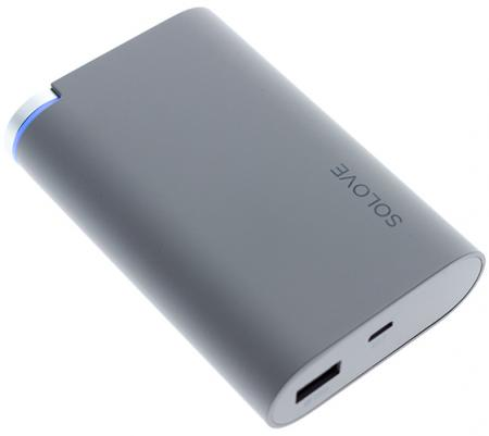Solove Air Quick Charge 3.0 10000mAh Power Bank Grey