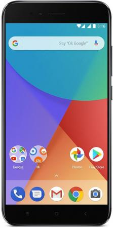Xiaomi Mi A1 4/64GB Black EU