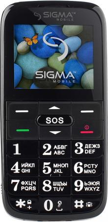 Sigma Mobile Comfort 50 Slim Black