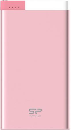 Silicon-Power S55 5000мАч Pink