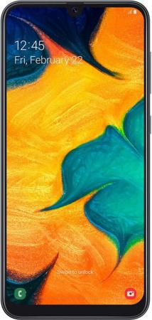 Samsung Galaxy A30 A305F/DS 4/64GB Black