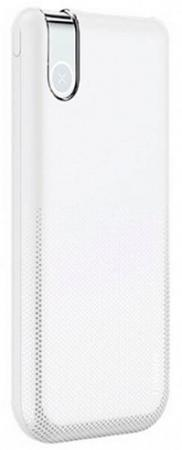 Baseus Thin Version Wireless Charge Power Bank 10000 mAh White (PPALL-QY02)