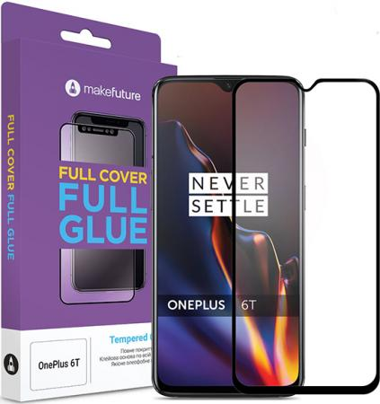Makefuture Full Cover Full Glue for OnePlus 6T (MGF-O6T)
