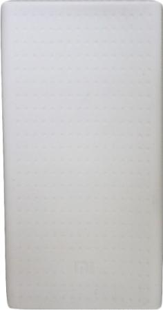 Чехол для Xiaomi Power bank 10000 mAh Type-C, White