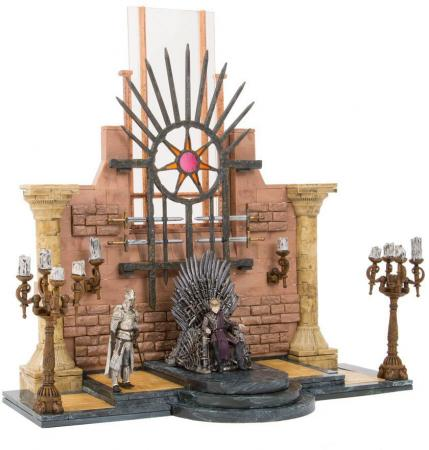 McFarlane: Game of Thrones - Iron Throne Room