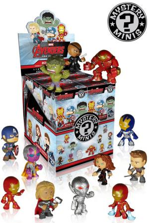 Funko Mystery Mini Blind Box - Marvel: Avengers