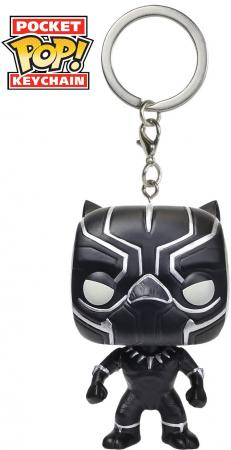 Funko Pocket POP! Keychain: Captain America CW - Black Panther