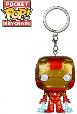 Funko Pocket POP! Keychain: Marvel: Avengers AOU - Iron Man