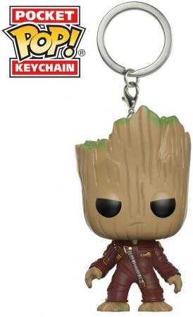 Funko Pocket POP! Keychain: Marvel: Guardians O/T Galaxy 2 - Ravager Groot