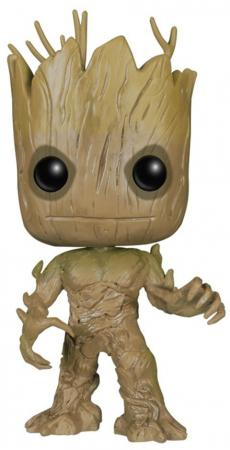 Funko POP! Bobble: Guardians O/T Galaxy - Groot