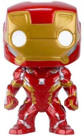 Funko POP! Marvel: Captain America CW - Iron Man