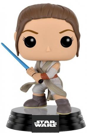 Funko POP! Star Wars ep.7: The Force Awakens: Rey with Lightsaber