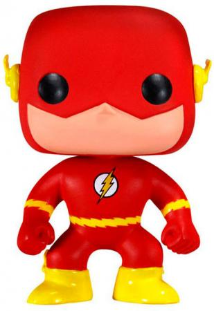 Funko POP! Heroes: DC: The Flash