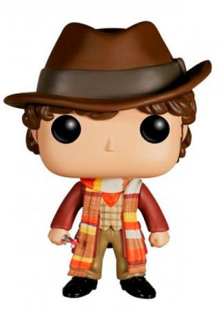 Funko POP! Television: Doctor Who: 4th Doctor