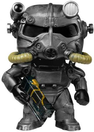 Funko POP! Games: Fallout 4: Power Armor (Brotherhood of Steel)