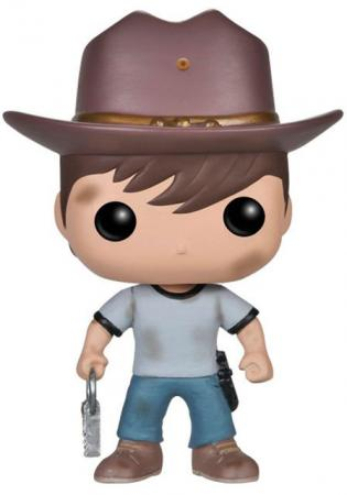 Funko POP! Television: The Walking Dead: Carl